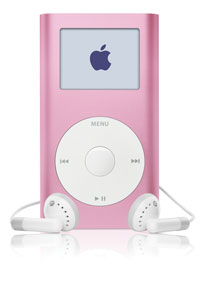 iPod Mini - now a retro must-have for Christmas