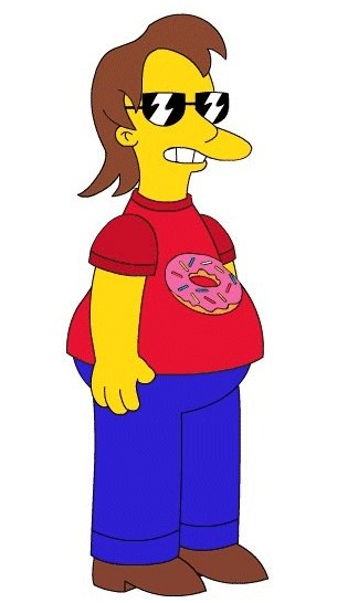 Simpsons Chris