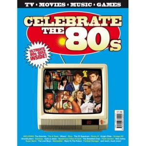 Celebrate the 80s front cover